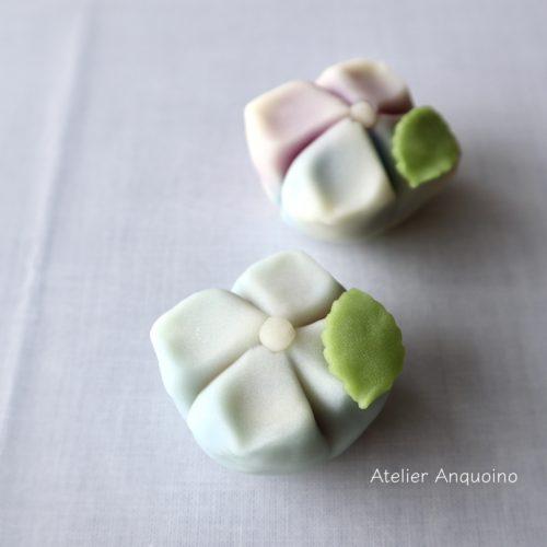 練り切り製紫陽花