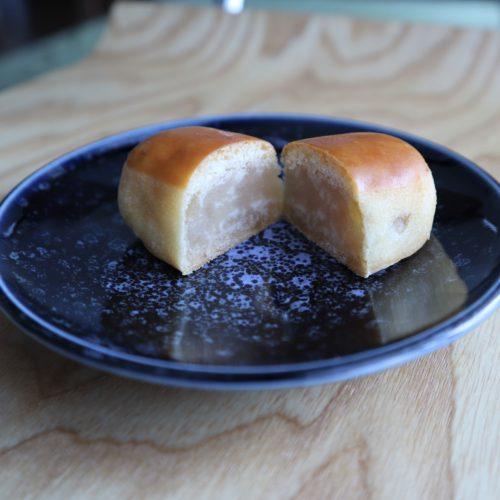 塩埜。栗饅頭。